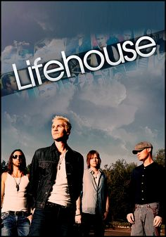 "Lifehouse is an American rock band from Los Angeles comprising Jason Wade (lead vocals, rhythm guitar), Rick Woolstenhulme, Jr. (drums, percussion), Bryce Soderberg (bass guitar, back-up vocals) and Ben Carey (lead guitar).The band came to mainstream prominence in 2001 with the hit single ""Hanging by a Moment"" from their debut studio album, No Name Face."
