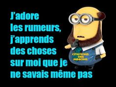 citations petits minions - Page 6 Minion Talk, Minion Jokes, Minions Quotes, Funny Picture Quotes, Funny Pictures, Citation Minion, Meaningful Sentences, Troll Face, French Quotes
