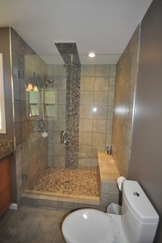 West Coast style bathroom - modern - bathroom - vancouver - Lana Lounsbury Interiors