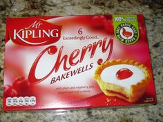 Cherry Bakewell Tartlets (Photo by nancy bortz)