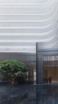 Image 4 of 23 from gallery of Hainan Blue Bay Westin Resort Hotel / gad·Zhejiang Greenton Architectural Design. Photograph by Yao Li