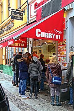 Currybude von T. Sobo - Berlin
