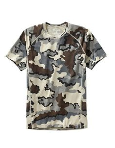 ULTRA Merino 125 SS Crew-T. Advanced Merino wool and nylon blend. Ultra lightweight, breathable base layer for hunting. Hunting Shirts, Hunting Clothes, Hunting Guns, Archery Hunting, Bow Hunting, Camo Dress, Celebrity Outfits, Polo T Shirts, Men Casual