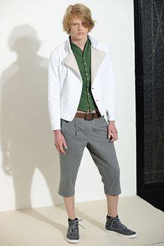 agnès b. Spring 2011 Menswear - via @kennymilano