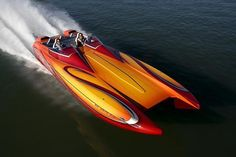 Off-Shore Power Boats ...XoXo