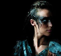 Lexa - The 100. What tha F is this??! I. must. see. this. show