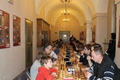 Drugi dzień rozgrywek Ligi Międzypowiatowej, Strzegom, 09.02.2014