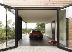 #Cool #Garage #Porsche #House