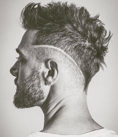 "Polubienia: 2,694, komentarze: 22 – American Salon (@american_salon) na Instagramie: ""Looking good @adamfederico  Clean cut by @mattyconrad  #regram #americansalon"""