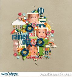 Rained Out - Scrapbook.com