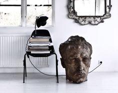 Retro stolní lampa FlowerPot VP4 od AndTradition, černá | DesignVille