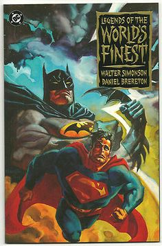 LEGENDS OF THE WORLDS FINEST Great 3-part Modern Age SERIES from DC! ~NM~ http://r.ebay.com/tUvKjn