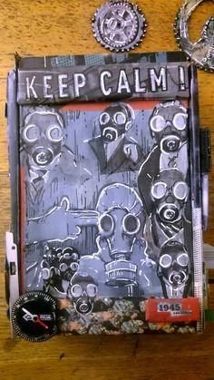 WTF ?!. Art Lab - keep Calm -