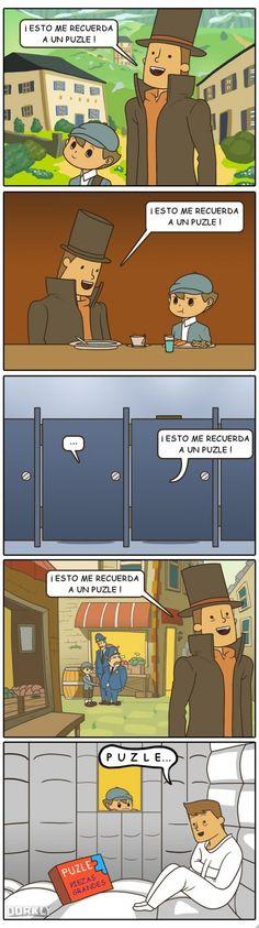 ★★★★★ Memes graciosos en español 2016: La obsesión por los Puzzles no acabó bien…
