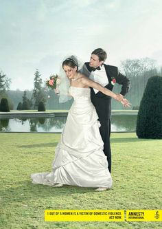 Amnesty International: Wedding