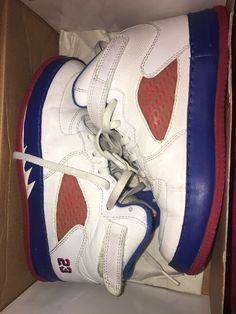 bb679be96d4 NIKE AIR JORDAN AJF5 (PS). size 2Y #fashion #clothing #shoes #accessories  #kidsclothingshoesaccs #boysshoes (ebay link)