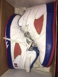 9aaf3e79875f NIKE AIR JORDAN AJF5 (PS). size 2Y  fashion  clothing  shoes  accessories   kidsclothingshoesaccs  boysshoes (ebay link)
