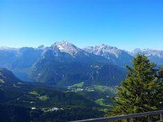 Am Kehlstein in Berchtesgaden