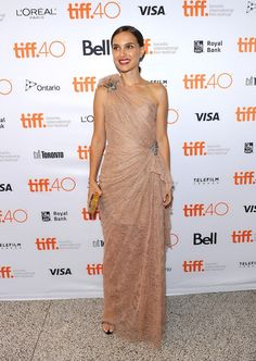 Best Red Carpet Moments From The 2015 Toronto Film Festival