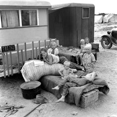 dust bowl migration | Dust Bowl Migration Digital Archives