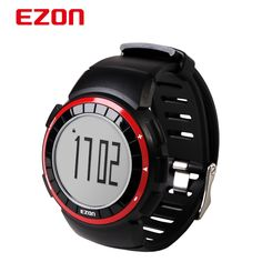 47.99$  Buy now - http://alik9f.shopchina.info/go.php?t=32803816445 - EZON Fashion Outdoor Running Watches Sports LED Digital Men Quartz Wristwatches Shock Resistant Montre Waterproof Male Watch  #aliexpressideas