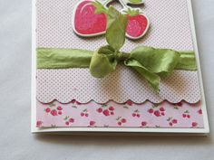 Customizable Greeting Card -  for Mothers Day, Happy Birthday, Thank you.... $7.00, via Etsy. This a close up of the detail.
