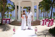 Destination Weddings at Barcelo Bavaro Palace Deluxe