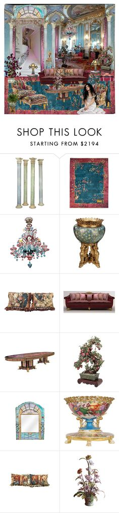 """""""Untitled #268"""" by jenhalt ❤ liked on Polyvore featuring interior, interiors, interior design, home, home decor, interior decorating and Hermès"""