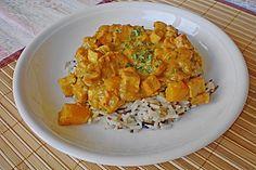 Tofu Mango Curry