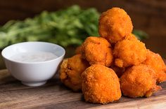 Craving Something Naughty? These Mac 'N' Cheese Balls Will Do The Trick
