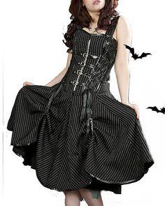 dominatrix fashion | Gothic Oberteile, Gothic Hosen, Gothic Röcke, Gothic Kleider, Gothic ...