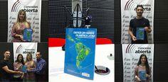 Ya presentamos en nuestro semanario de actualidad internacional en radio el libro ganador del certamen #DesafioAcademico.