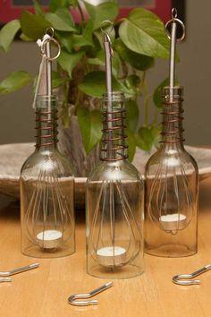 19 diseños que podrás crear reciclando botellas