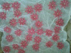Kage blomster