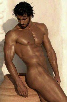 Nude greek guys