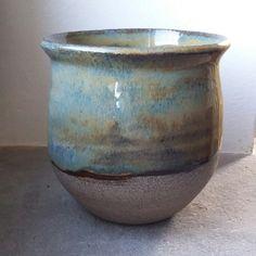 triskel_pottery: Amaco potter's choice ancient jasper over arctic blue Ancient, Clay Art, Glazes For Pottery, Ceramics, Amaco Glazes