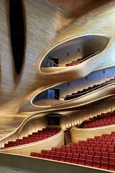 Gallery - Harbin Opera House / MAD Architects - 24
