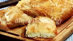 1779 Sweet Pastries, Pastry Recipes, Spanakopita, Greek Recipes, Tart, Food And Drink, Favorite Recipes, Cooking, Ethnic Recipes
