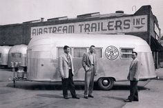 Start Up: As a young company, Airstream sold two things: affordable trailers and the open road.