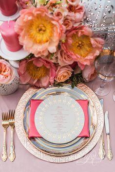 Jaw-Dropping Gorgeous Wedding Flower Ideas - Event Design: Rachel A. Clingen Wedding & Event Design; Photo: Rowell Photography