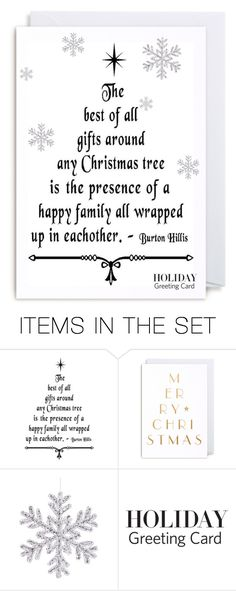 """""""Christmas Card!"""" by florescent12fashion ❤ liked on Polyvore featuring art, holidaygreetingcard and PVStyleInsiders"""