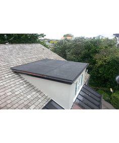 Like this dormer window - flat butynol roof a great idea! Dormer Windows, House Exteriors, Auckland, Outdoor Furniture, Outdoor Decor, Sun Lounger, Flat, Gallery, Home Decor