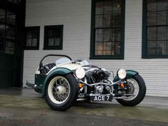 Morgan Trike for the 21st Century | Hemmings Daily