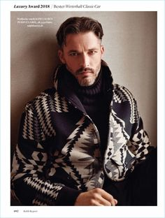 Ben Hill | Robb Report Germany | 2017 | Fashion Editorial