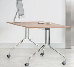 Era Table - Product Page: https://www.genesys-uk.com/Era-Table.Html  Genesys Office Furniture Homepage: http://www.genesys-uk.com  The Era Table range has a subtle design with clean and elegant lines consisting of coffee tables, meeting/dining tables and poseur tables,  all with brightly polished (chrome effect) cast aluminium or black base.