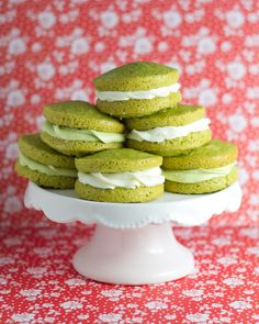 Objective: Cupcake Perfecto.: Country Gupi Matcha or, what is the same, my first Gupi Country (Yeah yeah ... Whoopie Pies ...)