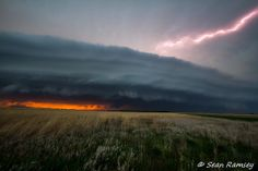 Kansas Leben SturmFotografie von SouthernPlainsPhoto auf Etsy, $25.00
