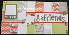layout by Dana Kessler using CTMH Zoe paper