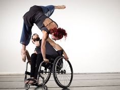 Axis Dance Wheelchair Dance www.mswheelchairamerica.org #MsWheelchairInc on facebook at Ms. Wheelchair America, Inc.