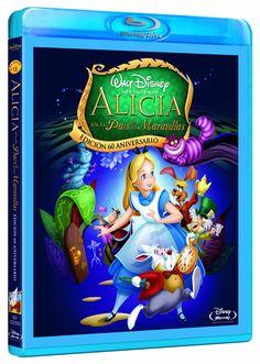 Historia mágica y fantástica. Una chica joven llamada Alicia, se pierde en un mundo sorprendente en el que conoce a personajes inusuales como el conejo blanco, el Sombrerero Loco o La reina de corazones. Todo un clásico.